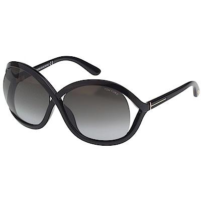 TOMFORD 經典八字 太陽眼鏡(黑色)TF9297
