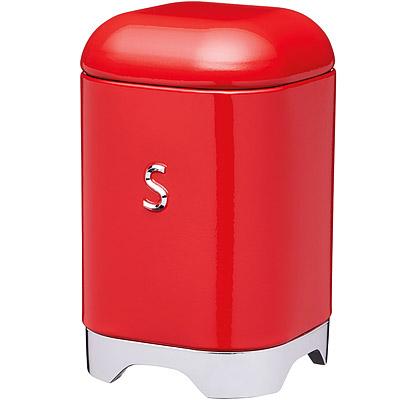 KitchenCraft Lovello糖收納罐(紅)