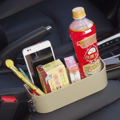 汽車椅縫多功能置物架/飲料架(一個)
