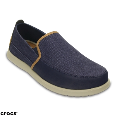 Crocs 卡駱馳 男鞋 聖克魯茲風尚便鞋 204241