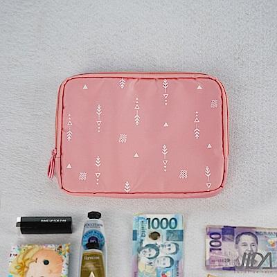 【暢貨出清】JIDA 超質感280T加厚防水雙層護照包/收納包(5款)