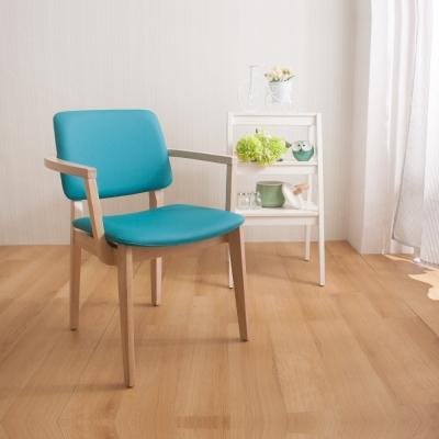 簡約風 馬克斯餐椅-54x50x80cm