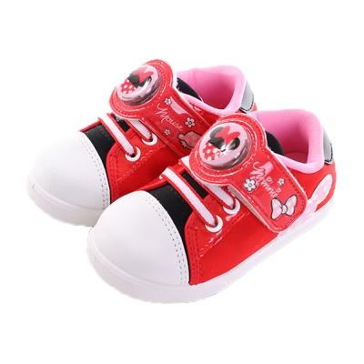 迪士尼米妮閃燈鞋 sh9929