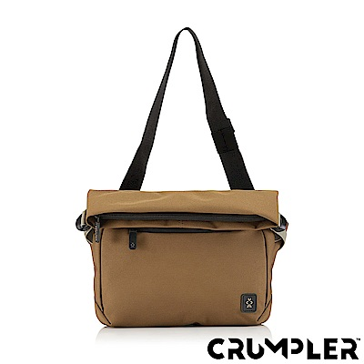 Crumpler 小野人 MINI ROCKET小火箭側背包(S) 棕