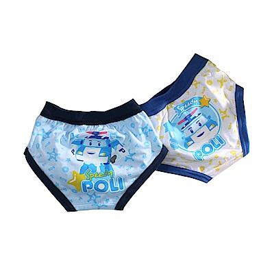 魔法BabyPOLI款男童三角內褲 (四件一組) k50997