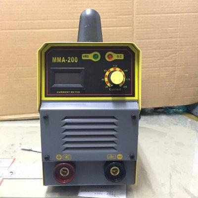 ㊣宇慶S舖㊣台灣精品 勇焊OEM MMA200 電焊機 適用2.0~4.0焊條耐操24h沒問題 大全配套裝賣場
