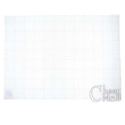 PVC方眼製圖板45X60cm (五入)