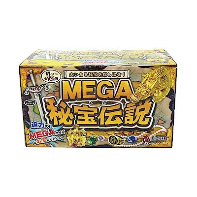 日本NOL-MEGA秘寶傳說趣味磚1入