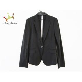 アイシービー ICB ジャケット サイズ42 L レディース 黒   スペシャル特価 20190926