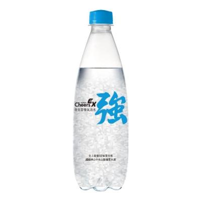 泰山 Cheers EX 強氣泡水 (500ml x 24入/箱)