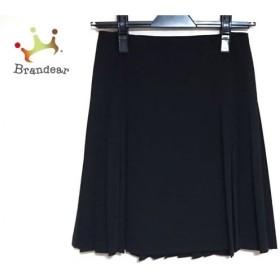アニエスベー agnes b 巻きスカート サイズ36 S レディース 黒  値下げ 20190914