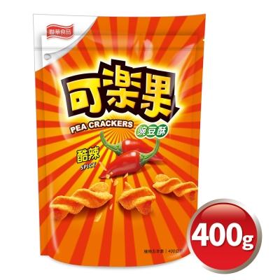 可樂果 豌豆酥-酷辣(400g)