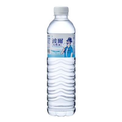 波爾 天然水(600mlx24入)