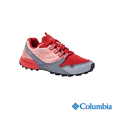 Columbia 哥倫比亞 女款-多功能輕量野跑鞋-紅色 UBL19150RD