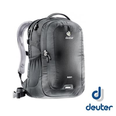 【德國 Deuter】Giga 28L 旅遊後背包.後背筆電包_黑