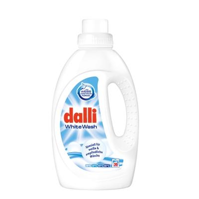 德國達麗Dalli 淺色衣服洗衣精1.35L(6入/箱)