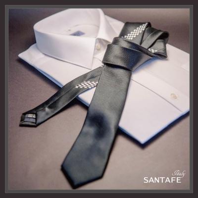 SANTAFE 韓國進口窄版6公分流行領帶 (KT-128-1601013)
