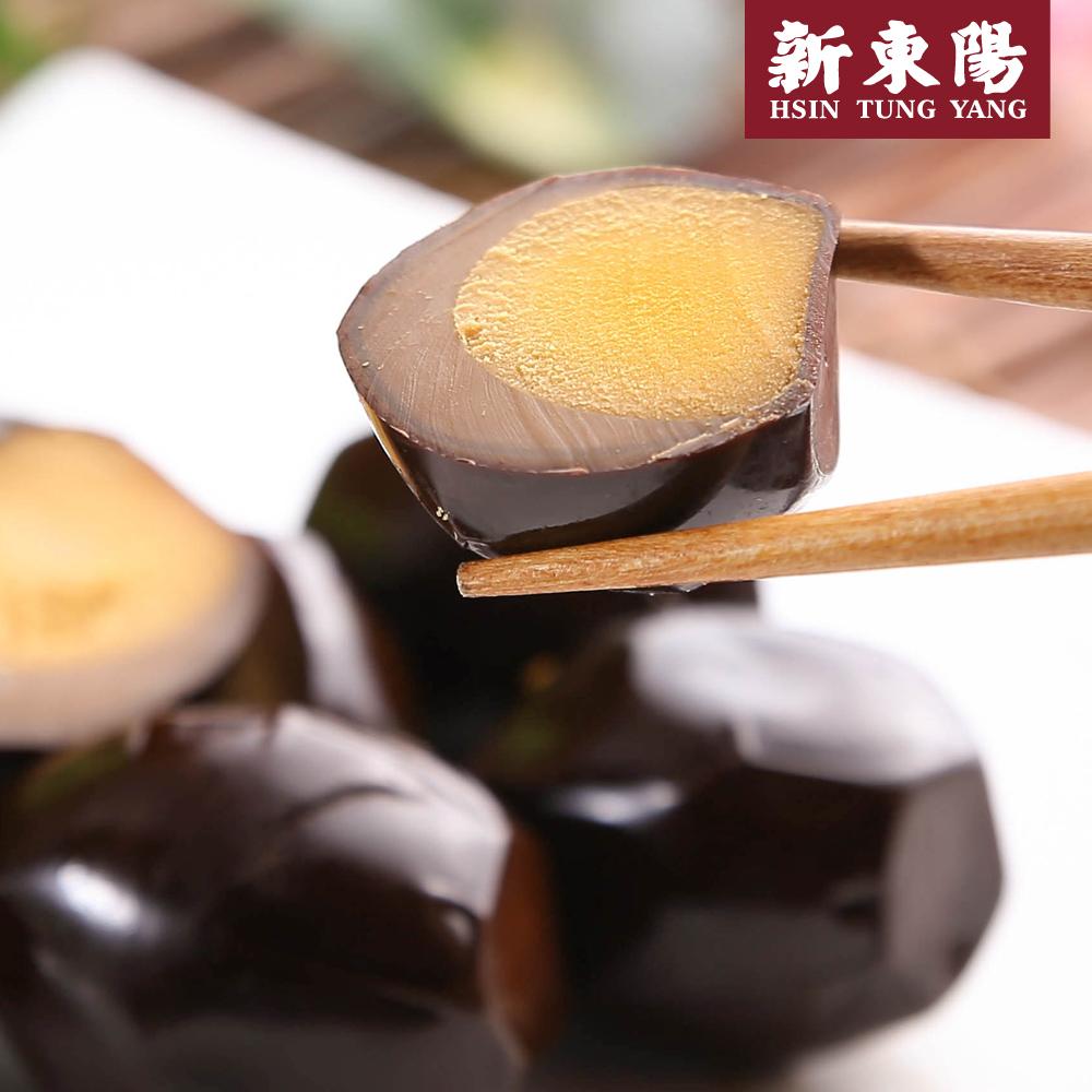 【新東陽】綜合香鐵蛋(175g原味*3包+175g辣味*3包),免運