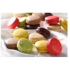 【洋菓子工房クリクリ】色とりどりマカロン 12個