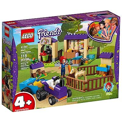樂高LEGO Friends系列 - LT41361 米雅的馬棚