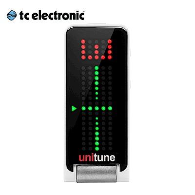 tc electronic Unitune Clip 夾式調音器