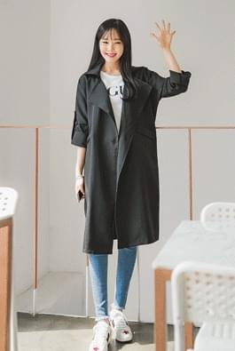 韓國空運 - Gylong Trench Coat 大衣外套