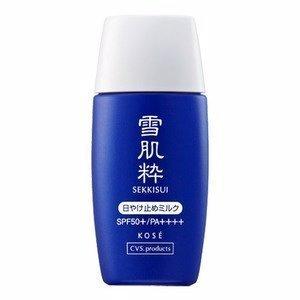 【發露小舖】日本限定 高絲KOSE 雪肌粹 臉部/身體防水防曬乳 30g SPF50+ PA++++