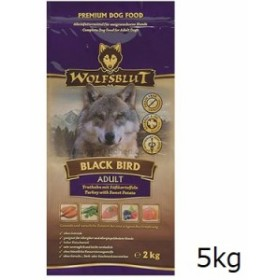WOLFSBLUT 犬用 ブラックバード・アダルト 2kg