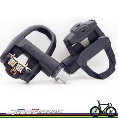 【速度公園】 LOOK Keo Classic 3 踏板含防滑扣片 黑色 附扣片 盒裝 公路車卡踏