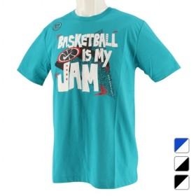 ナイキ バスケットボール 半袖Tシャツ DRI-FIT BBALL JAM (BQ3602) NIKE