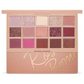 【EtudeHouse】6月1日新発売!エチュードハウス プレイカラーアイパレット #ローズボム Play Color Eye Palette #Rose Bomb