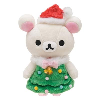 拉拉熊2016聖誕節店舖限定版毛絨公仔。懶妹