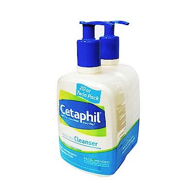 Cetaphil 舒特膚 溫和清潔乳 591ml 2入組