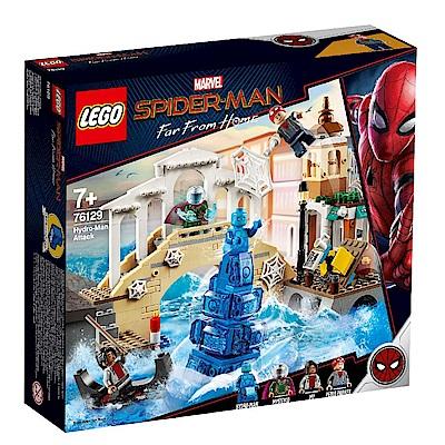 樂高LEGO 超級英雄系列 - LT76129 - Hydro-Man s Attack