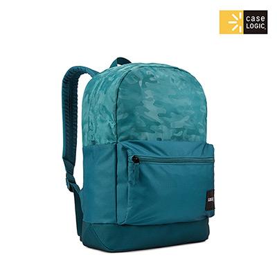 Case Logic-CAMPUS 26L筆電後背包CCAM-2126-迷彩/深藍綠