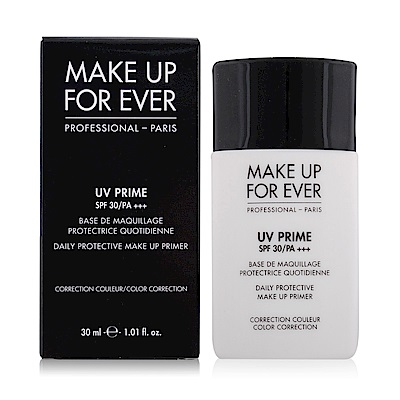 MAKE UP FOR EVER 高效防曬隔離乳SPF30/PA+++30ml#潤色版
