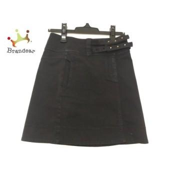 シーバイクロエ SEE BY CHLOE スカート サイズ38 M レディース 美品 黒 値下げ 20190920