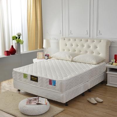 MG珍寶-頂級加厚抗菌防潑水-護邊獨立筒床墊-雙人5尺