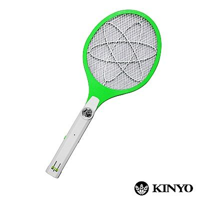 KINYO小黑蚊充電式捕蚊拍CM2222