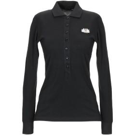 《期間限定 セール開催中》HISTORIC RESEARCH レディース ポロシャツ ブラック XXS ピマコットン 100%