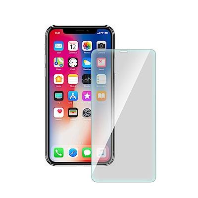 台灣嚴選 減藍光 iPhone Xs Max 非滿版疏水疏油鋼化玻璃保護貼(6.5吋)