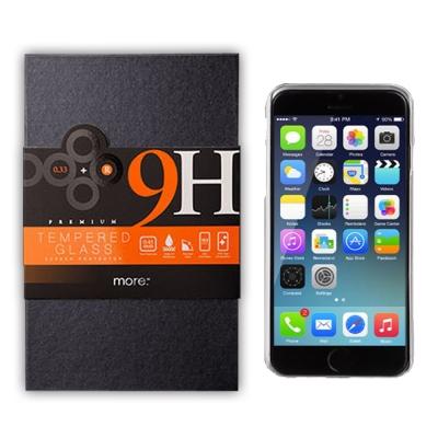 more.iphone 6 /6s  0.33-9H鋼化玻璃保護貼