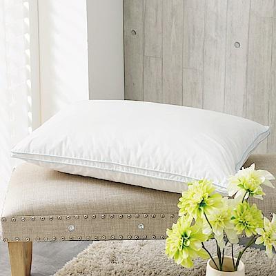 鴻宇 美國棉授權 英格蘭羽絨枕1入