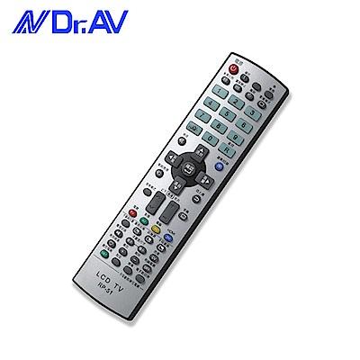 【Dr.AV 】RP-51奇美液晶電視專用遙控器