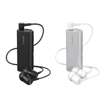 配備相機遙控功能的簡便夾式藍牙耳機 你可以透過擴音器說話和聽對方談話 也可以用擴音器來聆聽有聲書和網路電台 夾式耳機非常方便好用