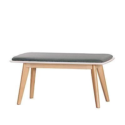 AS-派特蘿配色長板凳(2入組)-100x44x48cm
