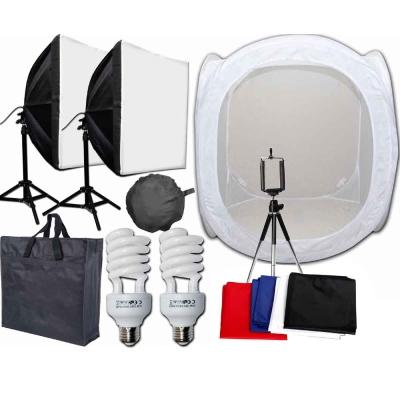 ZENITH 60CM+450W攝影棚(ZT6045)