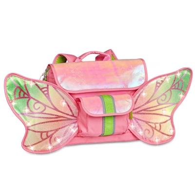美國Bixbee 飛飛童趣LED系列 亮閃蝴蝶仙子小童背包