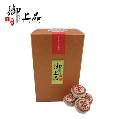 御上品 墨禪茶趣~雅緻小茶餅(250g)
