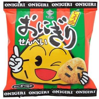 マスヤ おにぎりせんべい小袋 25g まとめ買い(×20)|4902726290399(dc)
